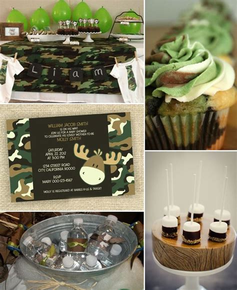 Camouflage Baby Shower by 25 Best Ideas About Camouflage Baby Showers On