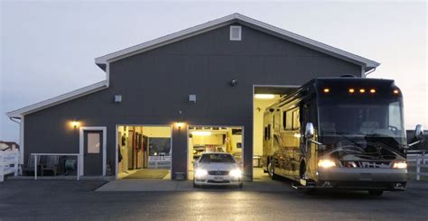 Garage With Living Quarters file 2600 sq ft rv garage at my house jpg wikimedia