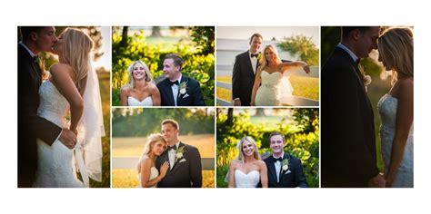wedding album design tip of the week outdoor wedding by no boundaries photography