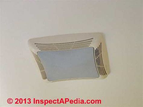 bathroom fan noise bathroom vent exhaust fan size requirements noise levels
