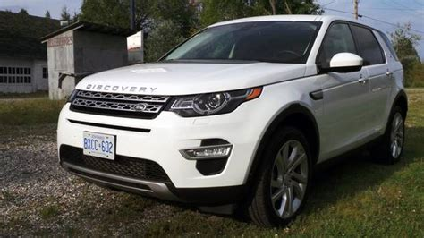 review 2015 land rover discovery sport tailor made for
