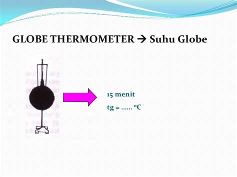Termometer Lingkungan itp uns semester 3 hiperkes faktor2 fisik lingkungan kerja