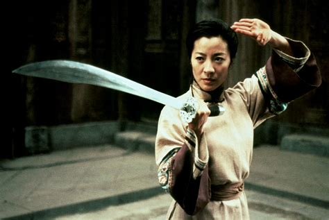 china film fight martial arts film star michelle yeoh on ballet babies and