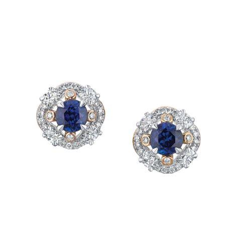 Blue Sapphire Sapire 008 best 25 sapphire earrings ideas on sapphire