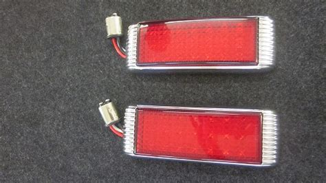 roll pan led tail lights dan carpenter s specialties 1951 52 1953 56 1957 72