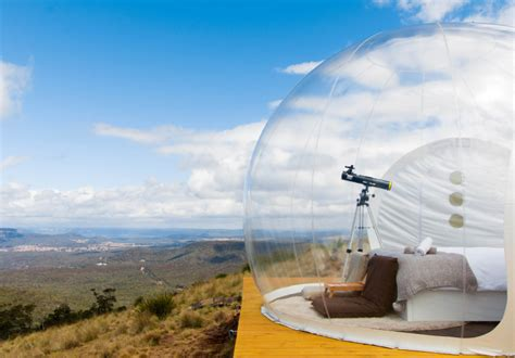 bubble tent you can now stay in australia s first bubble tent broadsheet
