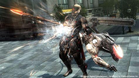 Blade Wolf metal gear rising revengeance blade wolf dlc rocket chainsaw