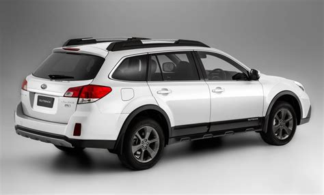 white subaru outback 2014 sabaru outback 2 5i limited top auto magazine
