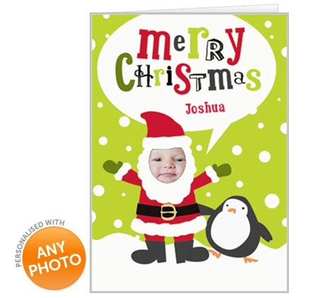 printable christmas cards with face inserts face upload printable christmas card
