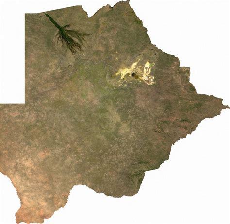 maps  botswana map library maps   world