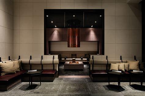 Interior Furniture Design andaz tokyo toranomon hills