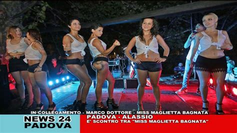 Miss Bagnata by Cafe24 Servizio Miss Maglietta Bagnata