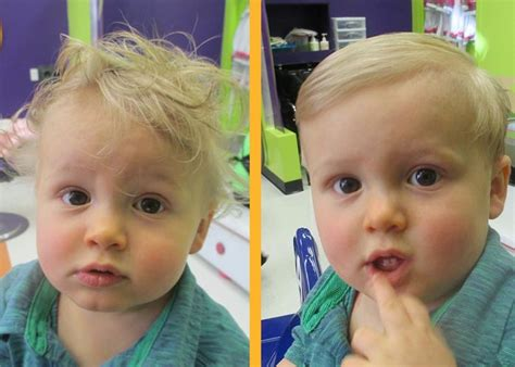 baby haircuts before and after 36 best baby and toddler haircuts images on pinterest