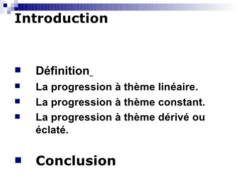 theme eclate definition adil la progrssion th matique