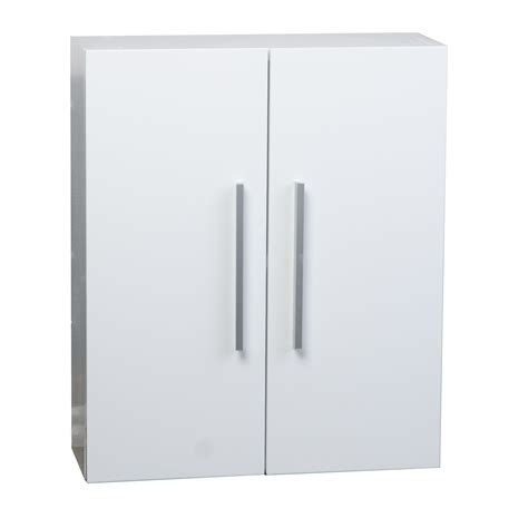Buy Over The Toilet Wall Cabinet In Glossy White 20 5 In