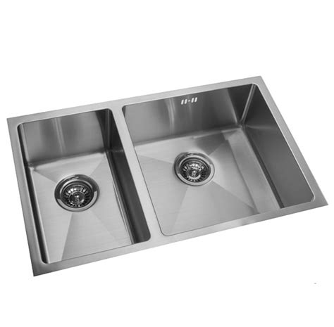 Kitchen Sinks Nz Dv201 L Bristol 25 215 40 40 215 40 Lh Small Bowl Mercer Interiors