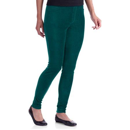 color jeggings faded s corduroy color jeggings walmart