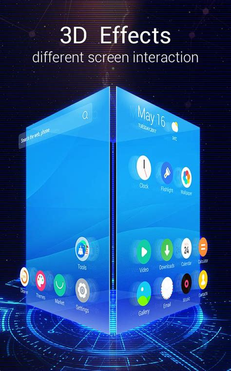 live launcher themes apk u launcher 3d live wallpaper free themes speed