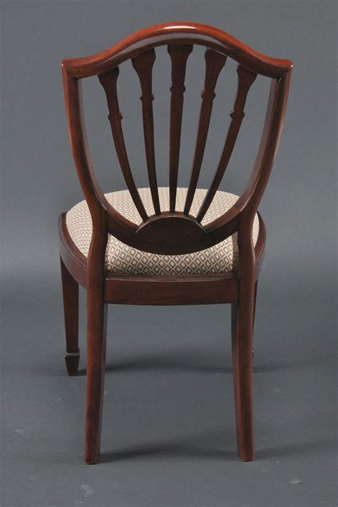 shield back dining room chairs shield back dining room chairs antique shield back dining