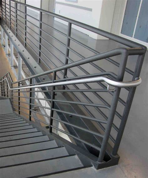 Stainless Steel Banister Rail by Stainless Steel Stair Railings