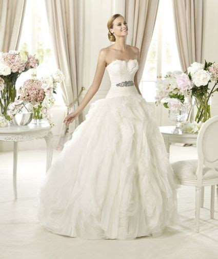 imagenes vestidos de novia 2014 descubre hermosos vestidos de novia con volumen