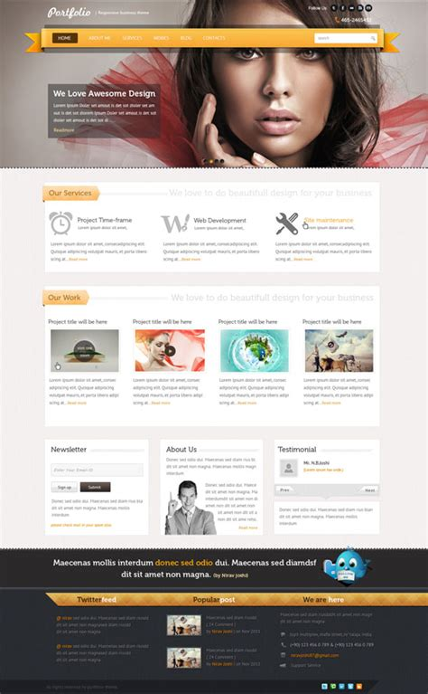 web layout creative creative web design layouts to inspire you 31 exles
