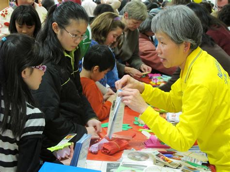 new year celebration quincy ma massachusetts falun gong practitioners attend new