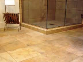 bathroom shower floor ideas 8 flooring ideas for bathrooms
