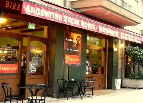 ingresso italia ingresso foto di argentina steak house palermo italy