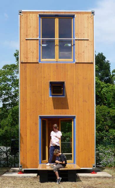 homebox wohnturm bauen selbstde