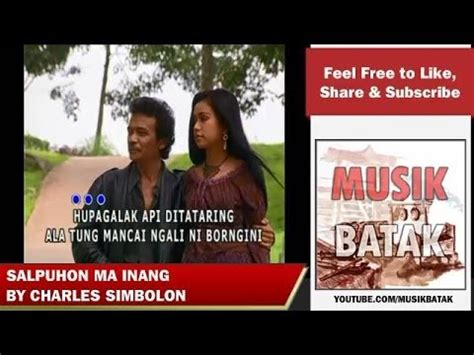 download youtube mp3 lagu batak lagu batak charles simbolon salpuhon ma inang youtube