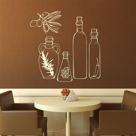 sticker for glass wall glass bottles kitchen wall stickers wall decals transfers ebay