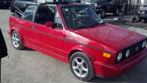 how cars run 1985 volkswagen cabriolet seat position control buy used 1992 volkswagen cabriolet wolfsburg edition electric conversion in highland mills new