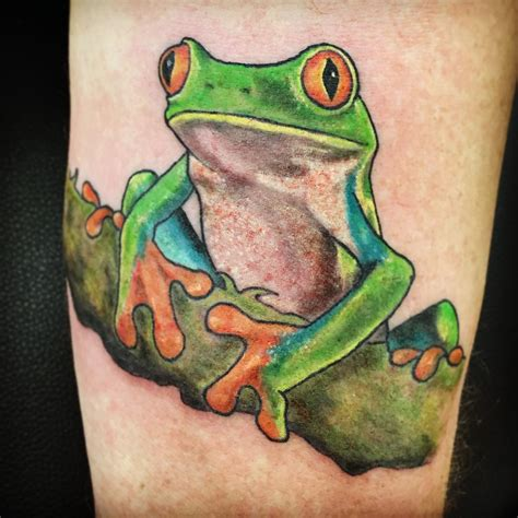 frog tattoo ideas 80 lucky frog designs meaning placement 2018