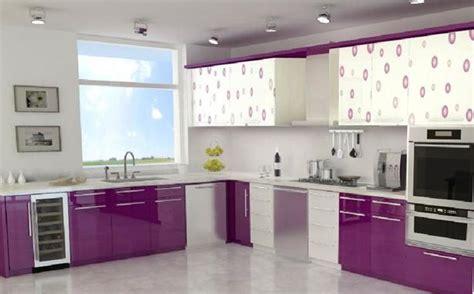 moda amerikan mutfak modeli galeri ev dekorasyon fikirleri mor lila mobilya renkli cok luks modern 2014 istikbal