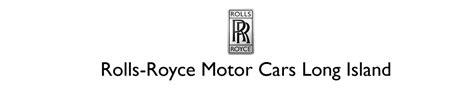 rolls royce logo png rolls royce motor cars long island bespoke motor group