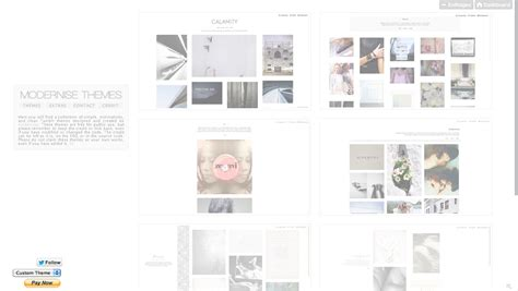 themes for tumblr by modernise la vie est belle tumblr themes