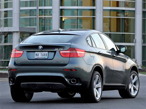 how it works cars 2008 bmw x6 head up display bmw x6 e71 specs photos 2008 2009 autoevolution