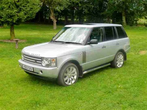 electronic stability control 1990 land rover range rover electronic toll collection range rover td6 vogue l322 for sale car for sale