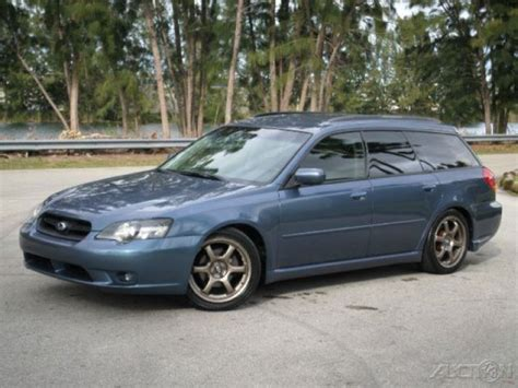 2005 subaru legacy custom 2005 subaru legacy 2 5l h4 automatic awd custom options