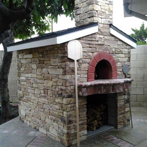 forno pizza giardino forno a legna domestico amalfi per pizza zio ciro forni
