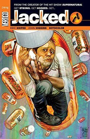 book review jacked tp vol 1 by eric kripke mboten