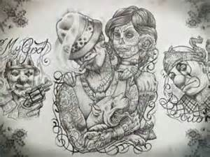 chicano tattoo design youtube