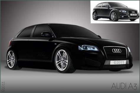 Audi A3 Felgengröße by V Tuning Audi A3 By Xpz69 On Deviantart