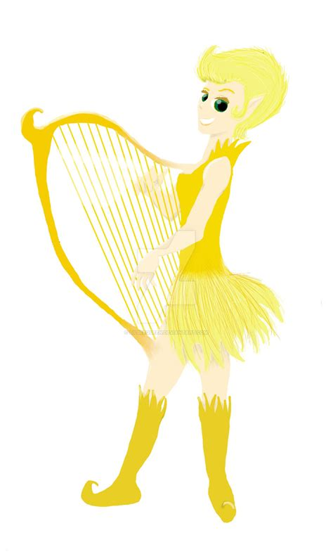 where can i buy a l harp clover the golden harp by punkystrangeling on deviantart