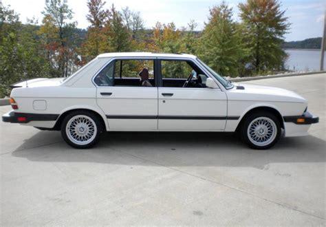 1988 bmw 535is 1988 bmw 535is bumper