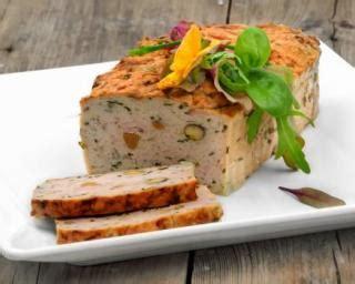 bienfaits froide recette de terrine de dinde l 233 g 232 re aux pistaches pour