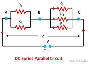 dc circuits resistors in parallel what is a dc circuit definition types circuit globe