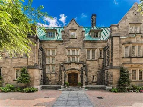 buy house in montreal four white houses or two castles in montreal what the 38m earmarked for renovations at 24