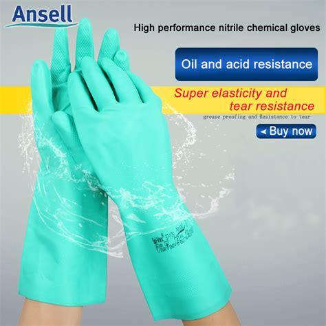 Sarung Tangan Karet Tahan Kimia Wellsafe Chemical Resistance Glove buy grosir sarung tangan keselamatan kimia from